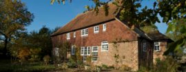 Listed Sussex Cottage
